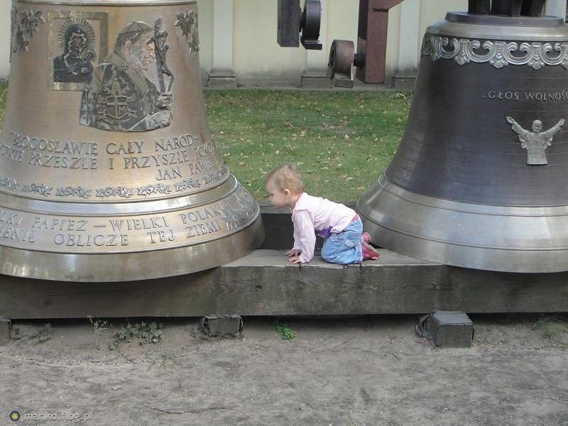 Ania w Wilanowie